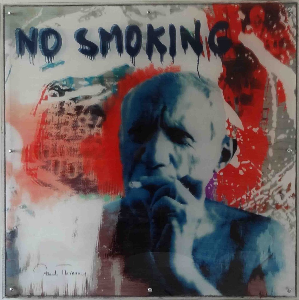 Paul Thierry - Picasso - No smoking